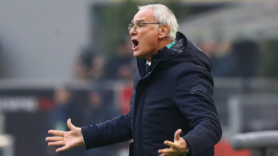 Claudio Ranieri Sampdoria coach