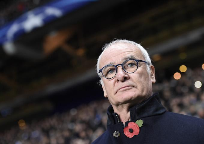 Leicester boss Claudio Ranieri was fired last week, less than nine months after winning the Premier League title
