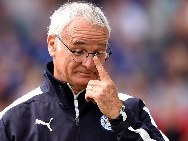 Leicester boss Claudio Ranieri has rarely faced disappointment against Tottenham