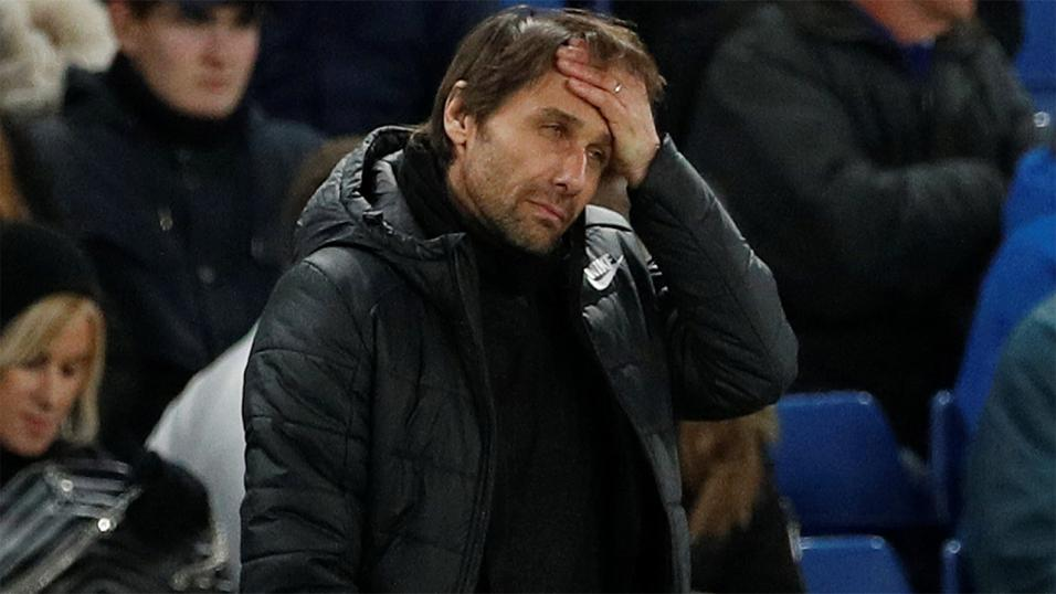 Can Antonio Conte end Chelsea's poor form when they host West Brom?