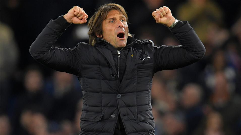 Antonio Conte's Chelsea side are extremely strong at Stamford Bridge