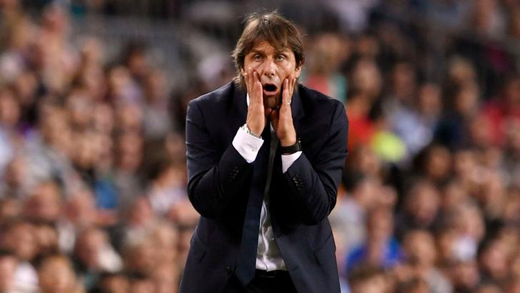 Inter manager Antonio Conte.