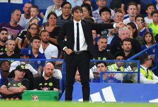 Antonio Conte is likely to stick with a three-man defence