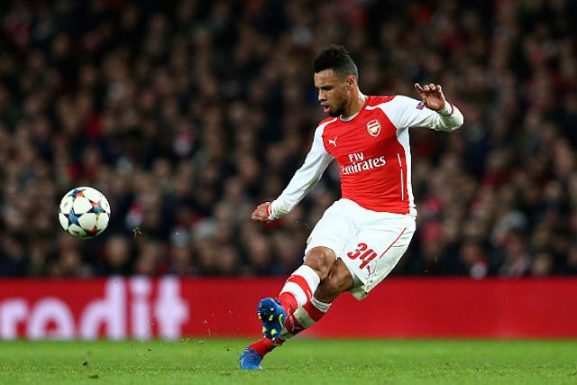 Francis Coquelin, a revelation in the second half of the season, will anchor Arsenal's midfield