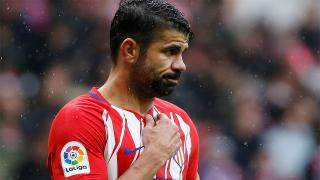 Diego Costa has already hinted at a return to his explosive best in 2018