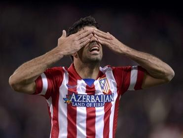 Diego Costa could have the Milan fans covering their eyes