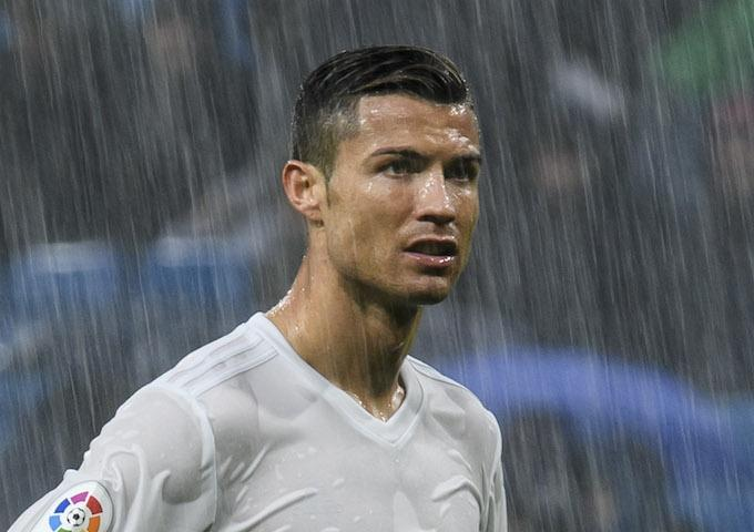 Cristiano Ronaldo (above) is key to Real Madrid's chances of retaining the Champions League
