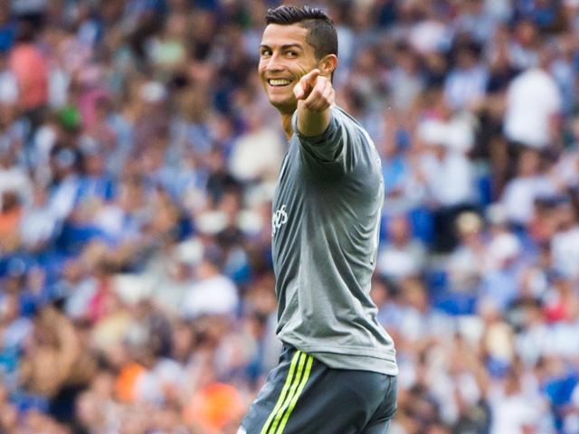 Ronaldo is back after injury
