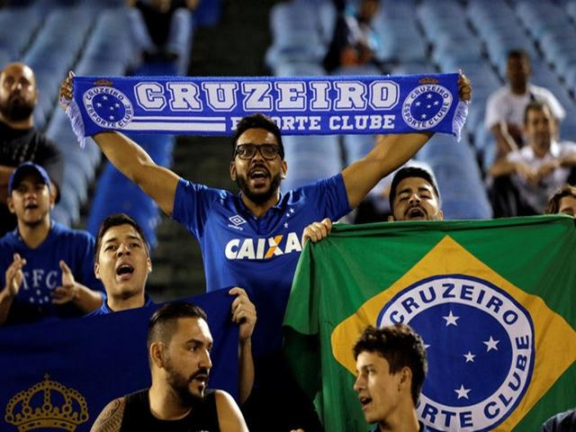 Cruzeiro have treated their fans to two big wins inside a week