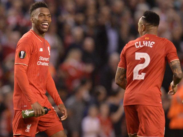 Daniel Sturridge has scored in each of his past three Liverpool home Premier League outings