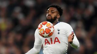 Spurs defender Danny Rose