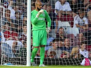 Darren Randolph has faced Premier League foes three times in 2016, with every game drawn