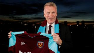 Will David Moyes still be smiling after West Ham's match with Leicester?