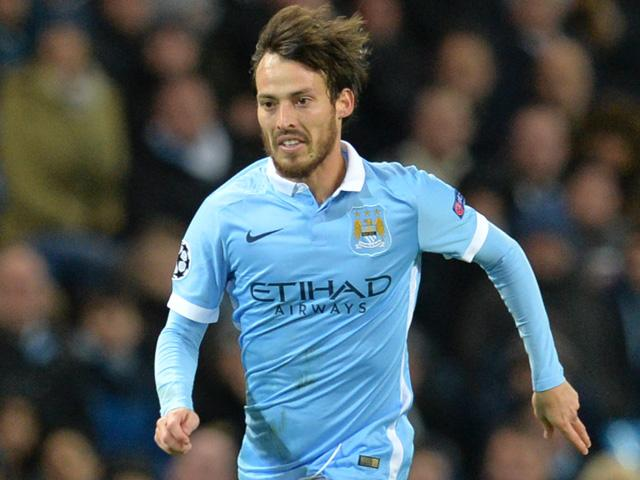 David Silva has had a quieter campaign than usual