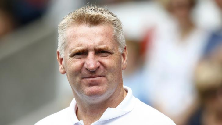 Aston Villa boss Dean Smith can guide his team to safety