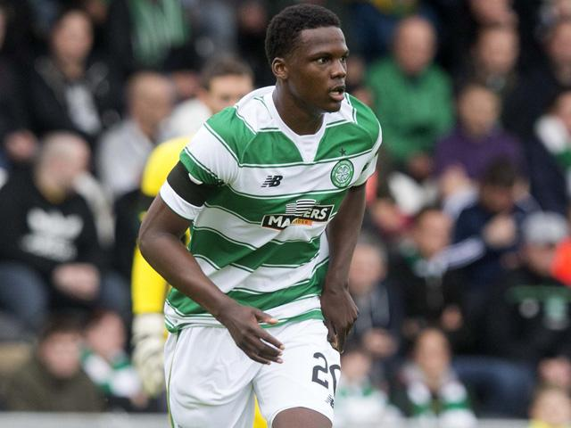Former Man City defender Dedryck Boyata scored on his first competitive Celtic appearance