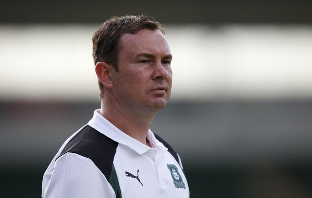 Plymouth Argyle boss Derek Adams gained promotion from League Two with 87 points