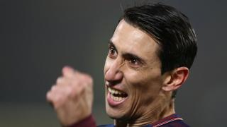 In-form Angel Di Maria scored twice for PSG in their 8-0 win over Dijon on Wednesday night