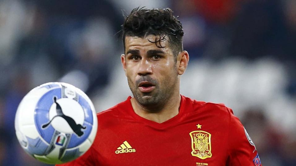 Diego Costa helps Spain win 1-0