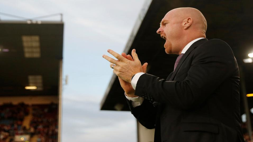 Sean Dyche, Burnley