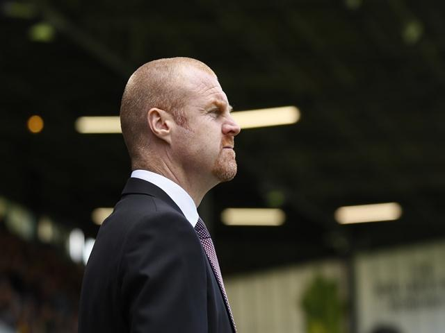 Can Sean Dyche inspire Burnley when they host West Brom?