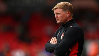 Bournemouth manager - Eddie Howe