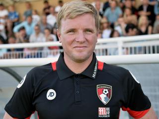 Will Eddie Howe Still be smiling after Bournemouth's match with West Ham?