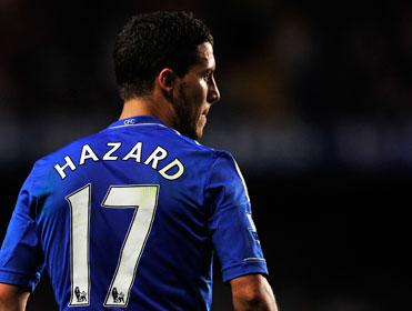 Eden Hazard is Chelsea's biggest goal threat