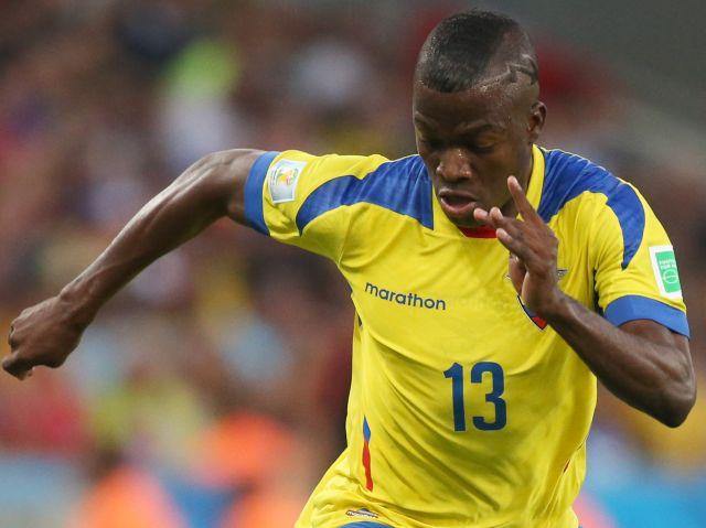 Enner Valencia has scored only one Premier League goal in 2015