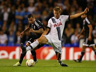 Eric Dier has been a revelation in central midfield for Spurs
