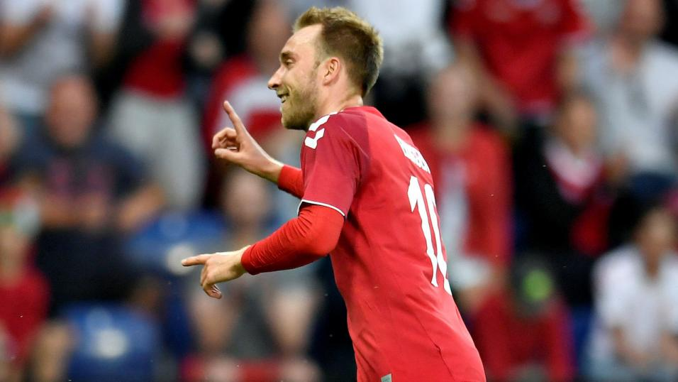 Eriksen-inspired Denmark out to spoil Peru's World Cup return