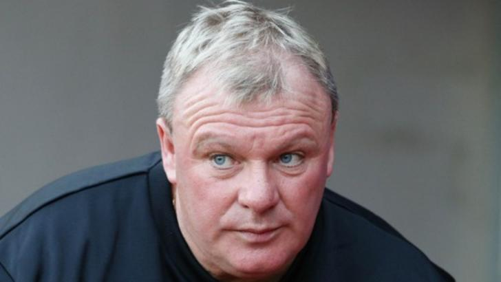 Peterborough manager Steve Evans
