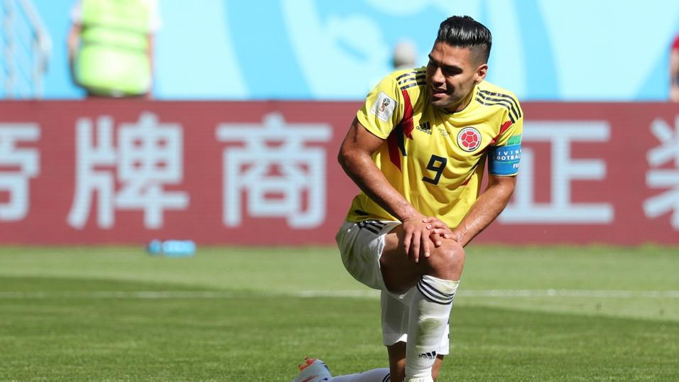 Colombia vs Poland: Radamel Falcao scores as Colombia thrash Poland 3-0