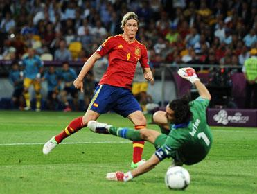 Days of glory for Fernando Torres... is there a way to bring them back?