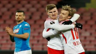 Emil Forsberg's excellent form for Leipzig has carried over into the international arena