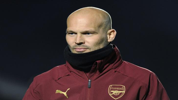 Freddie Ljungberg, interim Arsenal boss