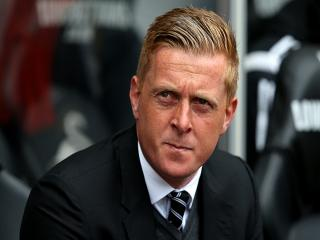 Garry Monk will be looking to spoil the party when Leeds travel to Sutton.