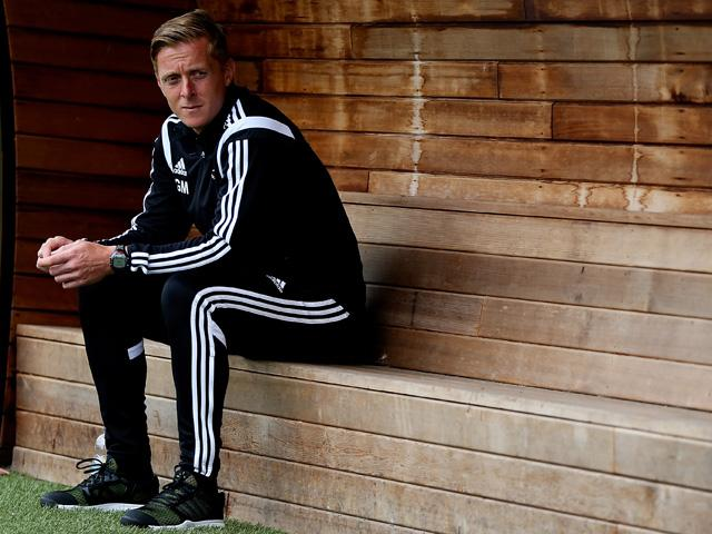 Garry Monk's Swansea have won just once in six Premier League games