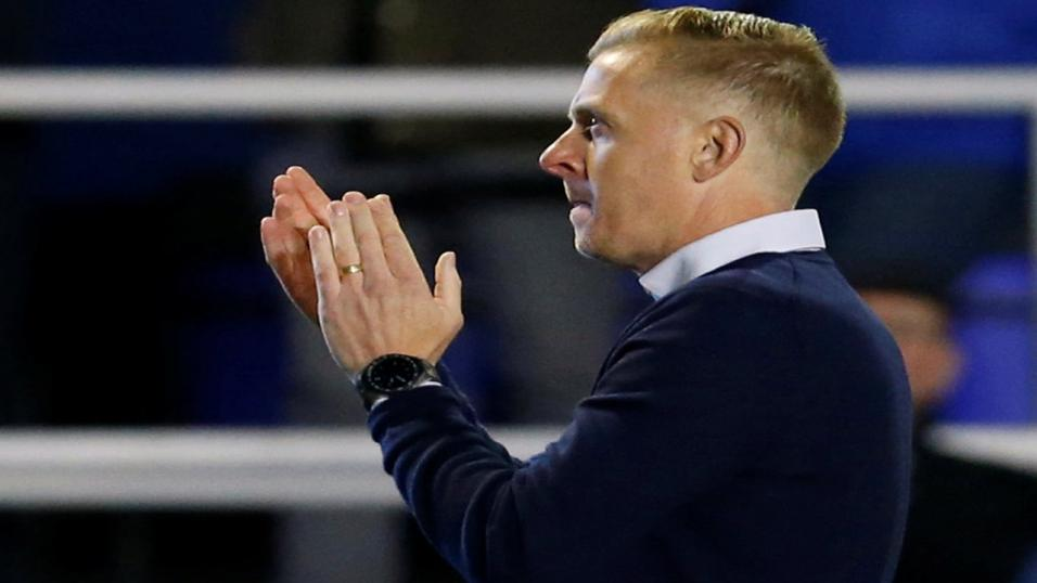 Birmingham City manager - Garry Monk