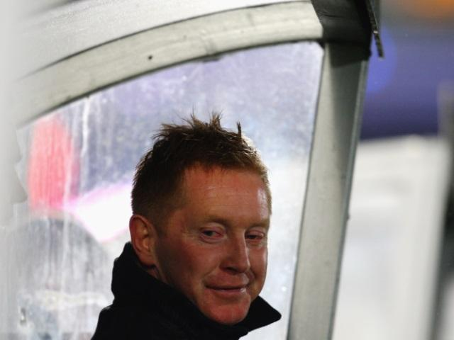 Gary Waddock has been appointed Portsmouth manager for the rest of the season, at least