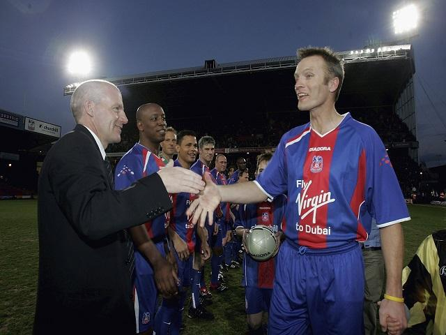 Former Eagles skipper Geoff Thomas hopes Palace can go one better than his team did in 1990