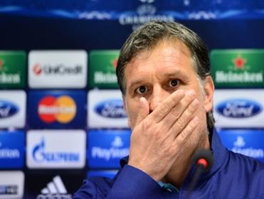 Gerardo Martino has just been informed of his side's price