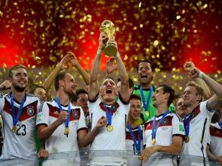 World champions Germany are unbeaten so far at the Confederations Cup
