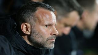 Wales manager - Ryan Giggs