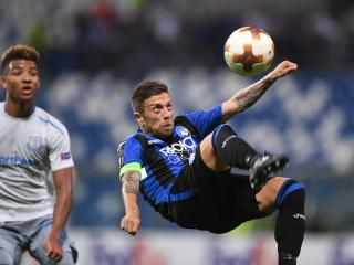 Alejandro 'Papu' Gomez and Atalanta are head over heels whenever they see Napoli