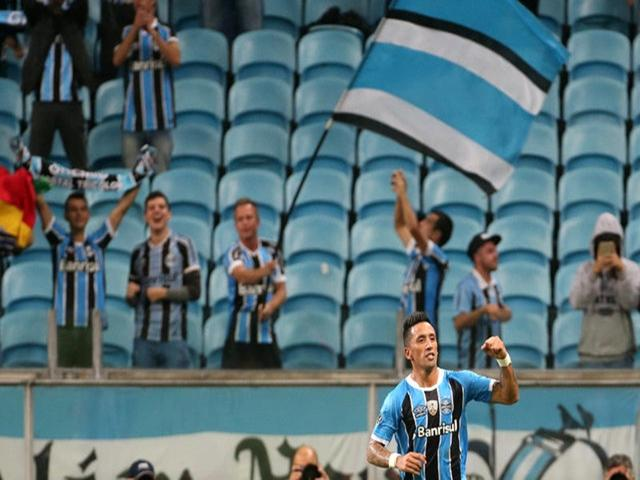 It's been a good season to be a Gremio fan
