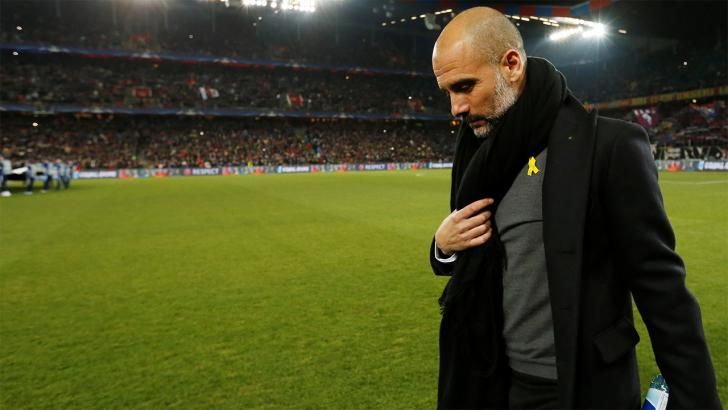 Pep will be looking for his side to bounce back after defeat to Wigan