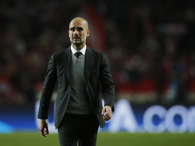 Pep Guardiola's Manchester City start are odds-on favourites