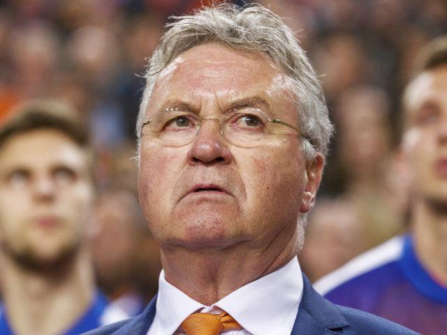 Chelsea manager Guus Hiddink will be defending his faultless record in the FA Cup