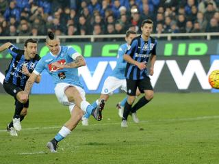 Hamsik finished 2017 on a high